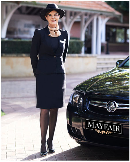 Funeral Directors in Perth - Jillian from Mayfair Funeral Services
